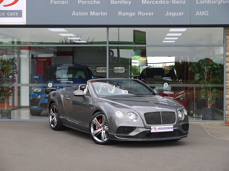 Bentley Continental GT Speed 6.0 Convertible - Large 52