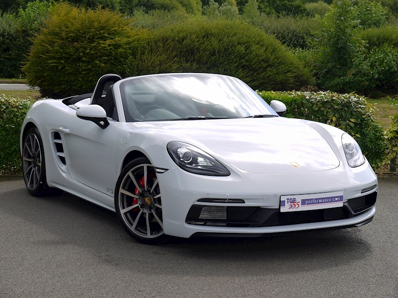 Porsche 718 Boxster GTS 2.5 Manual - Large 25