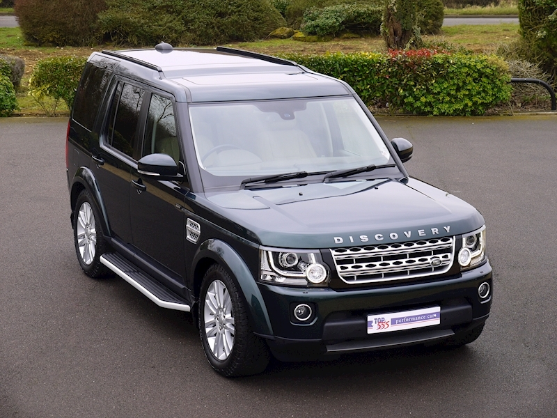 Land Rover Discovery 4 3.0 SDV6 HSE - 7 Seat - Large 0