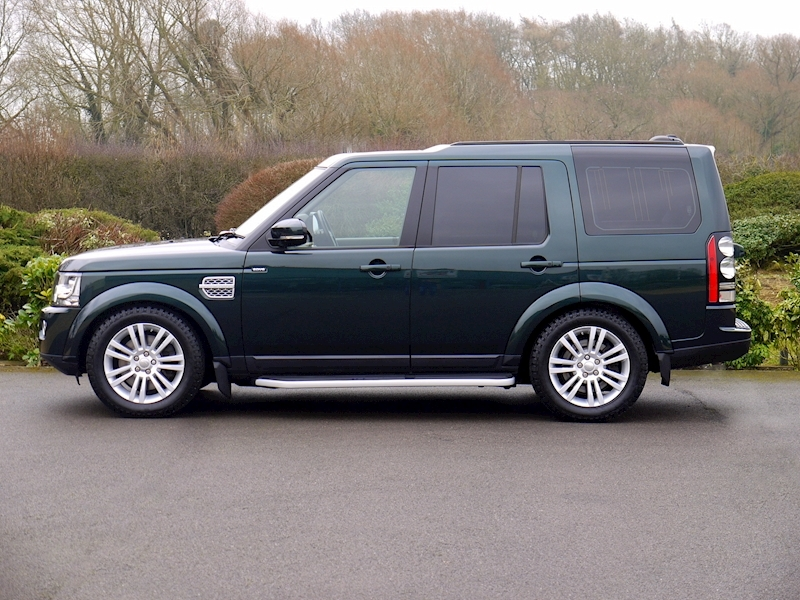 Land Rover Discovery 4 3.0 SDV6 HSE - 7 Seat - Large 2