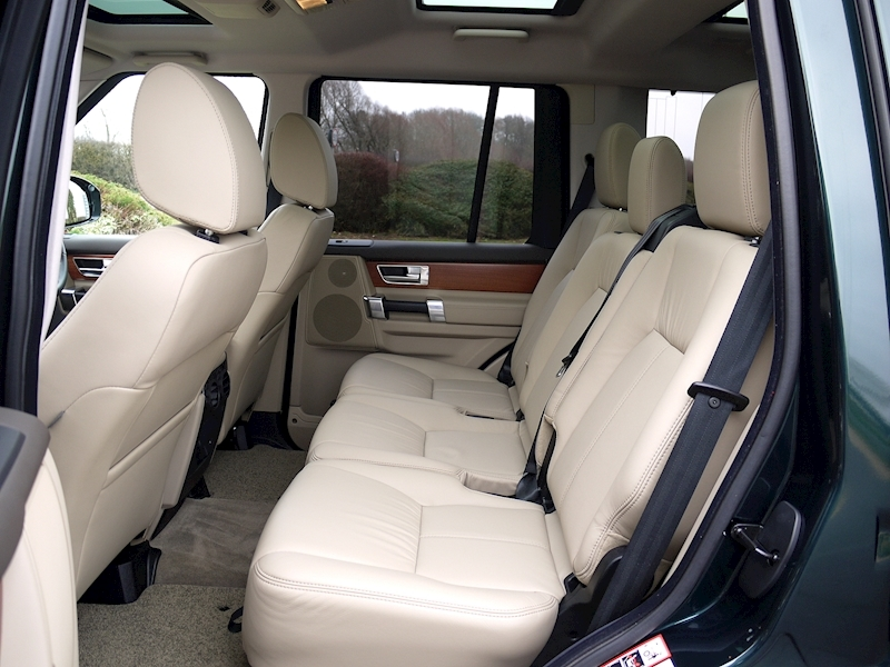 Land Rover Discovery 4 3.0 SDV6 HSE - 7 Seat - Large 4