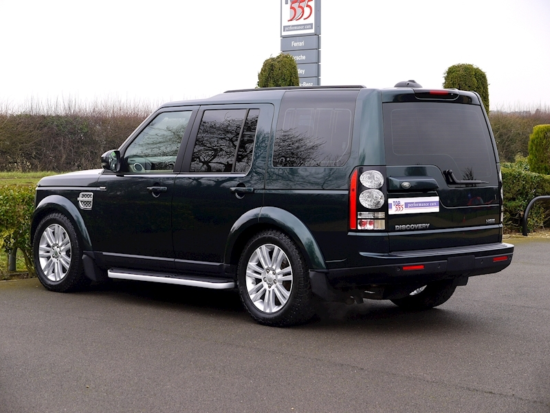 Land Rover Discovery 4 3.0 SDV6 HSE - 7 Seat - Large 9