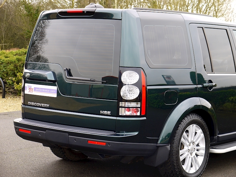 Land Rover Discovery 4 3.0 SDV6 HSE - 7 Seat - Large 11