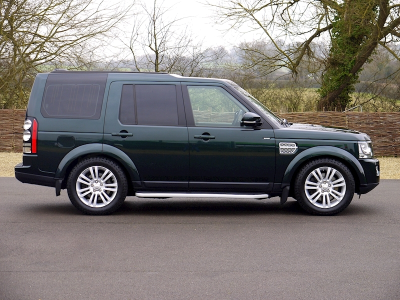 Land Rover Discovery 4 3.0 SDV6 HSE - 7 Seat - Large 14