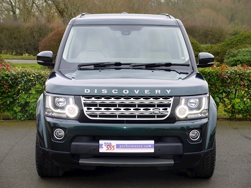 Land Rover Discovery 4 3.0 SDV6 HSE - 7 Seat - Large 16