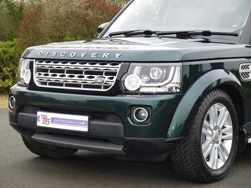 Land Rover Discovery 4 3.0 SDV6 HSE - 7 Seat - Large 17