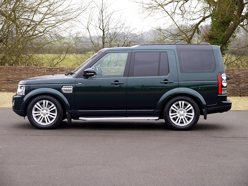 Land Rover Discovery 4 3.0 SDV6 HSE - 7 Seat - Large 18