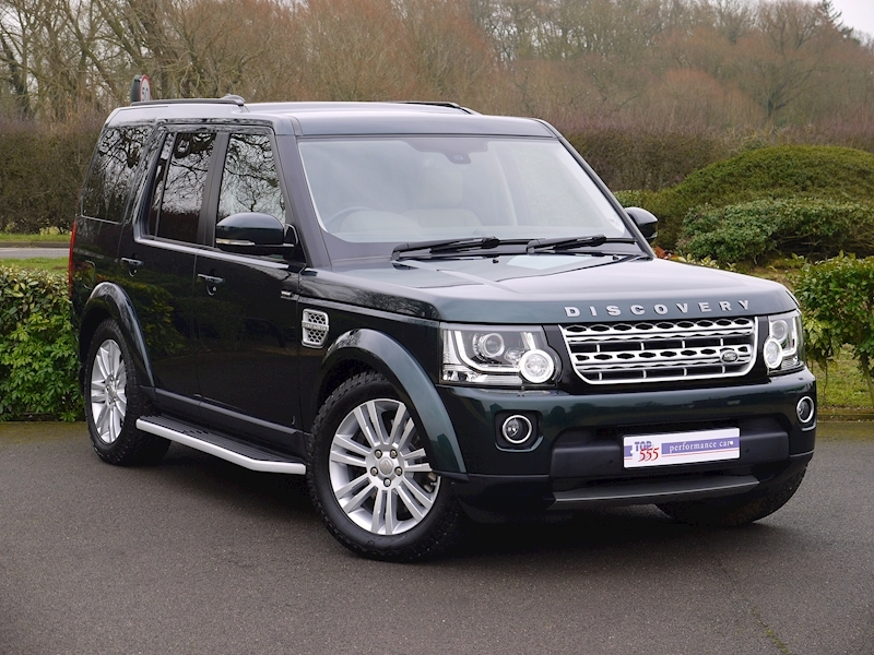 Land Rover Discovery 4 3.0 SDV6 HSE - 7 Seat - Large 21