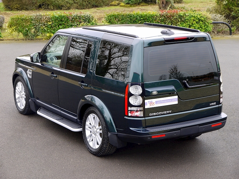 Land Rover Discovery 4 3.0 SDV6 HSE - 7 Seat - Large 26