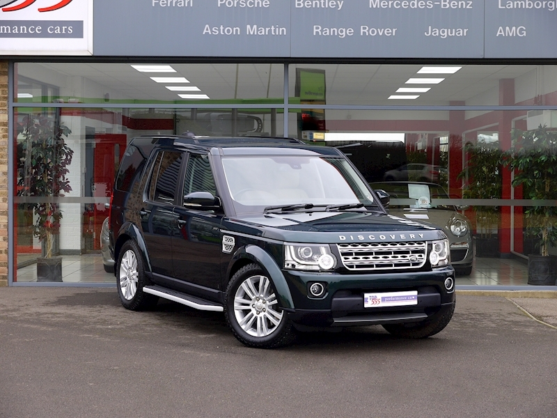 Land Rover Discovery 4 3.0 SDV6 HSE - 7 Seat - Large 27