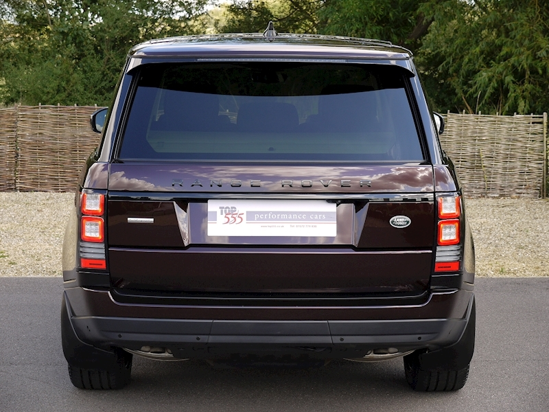 Land Rover Range Rover 4.4 SDV8 Autobiography with Black Design Pack - Large 8