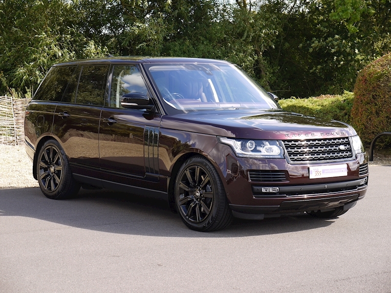 Land Rover Range Rover 4.4 SDV8 Autobiography with Black Design Pack - Large 13