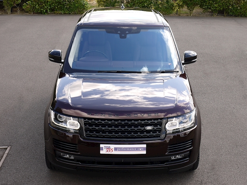 Land Rover Range Rover 4.4 SDV8 Autobiography with Black Design Pack - Large 17