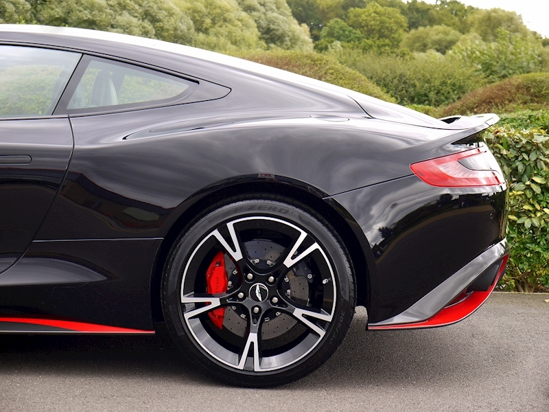 Aston Martin Vanquish V12 'S' 2+2 Coupe - Touchtronic 3 - Large 2