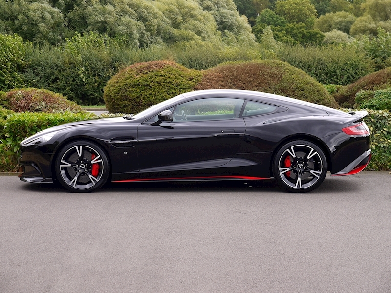 Aston Martin Vanquish V12 'S' 2+2 Coupe - Touchtronic 3 - Large 3