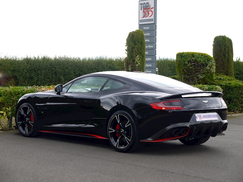 Aston Martin Vanquish V12 'S' 2+2 Coupe - Touchtronic 3 - Large 10