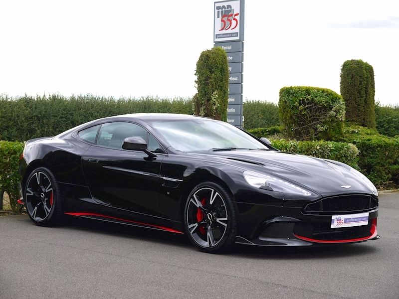 Aston Martin Vanquish V12 'S' 2+2 Coupe - Touchtronic 3 - Large 25