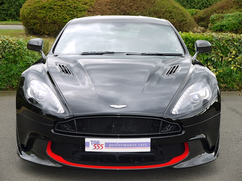 Aston Martin Vanquish V12 'S' 2+2 Coupe - Touchtronic 3 - Large 27