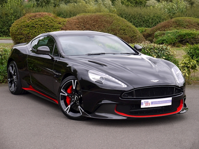 Aston Martin Vanquish V12 'S' 2+2 Coupe - Touchtronic 3 - Large 32