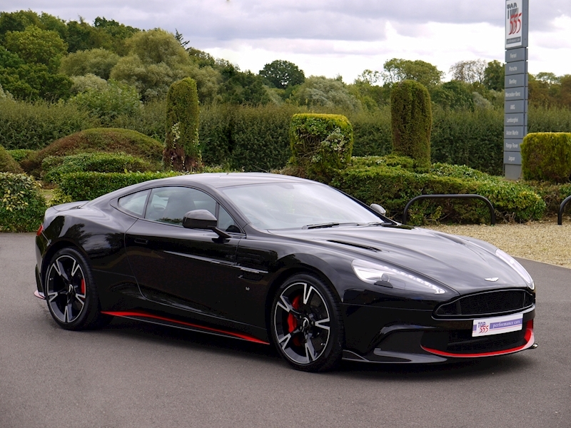 Aston Martin Vanquish V12 'S' 2+2 Coupe - Touchtronic 3 - Large 42