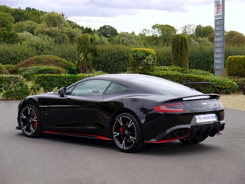 Aston Martin Vanquish V12 'S' 2+2 Coupe - Touchtronic 3 - Large 43