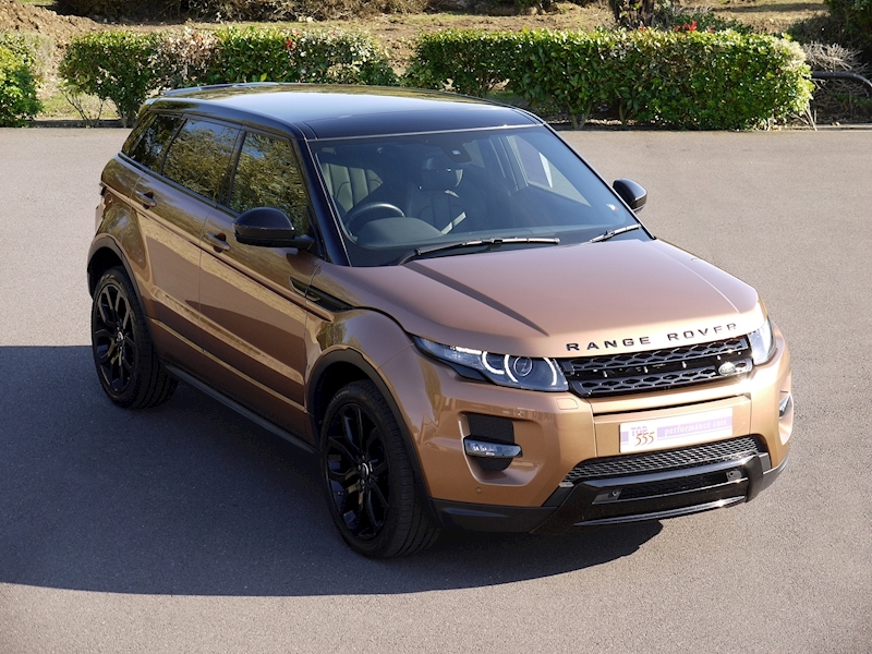 Land Rover Range Rover Evoque 2.2 SD4 Dynamic Auto - Large 0