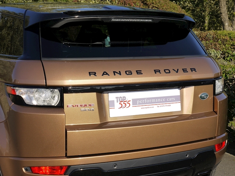 Land Rover Range Rover Evoque 2.2 SD4 Dynamic Auto - Large 3