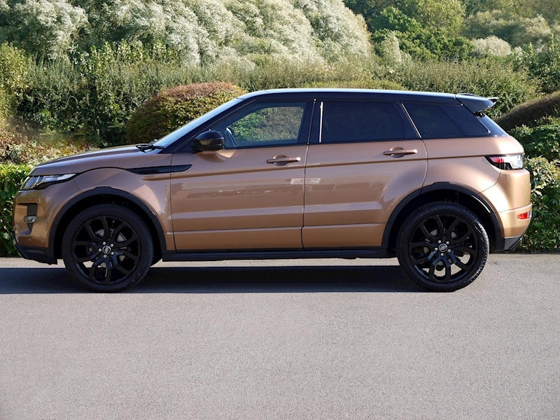Land Rover Range Rover Evoque 2.2 SD4 Dynamic Auto - Large 4