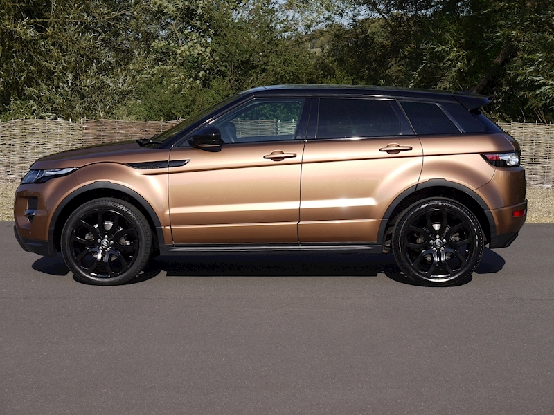 Land Rover Range Rover Evoque 2.2 SD4 Dynamic Auto - Large 10