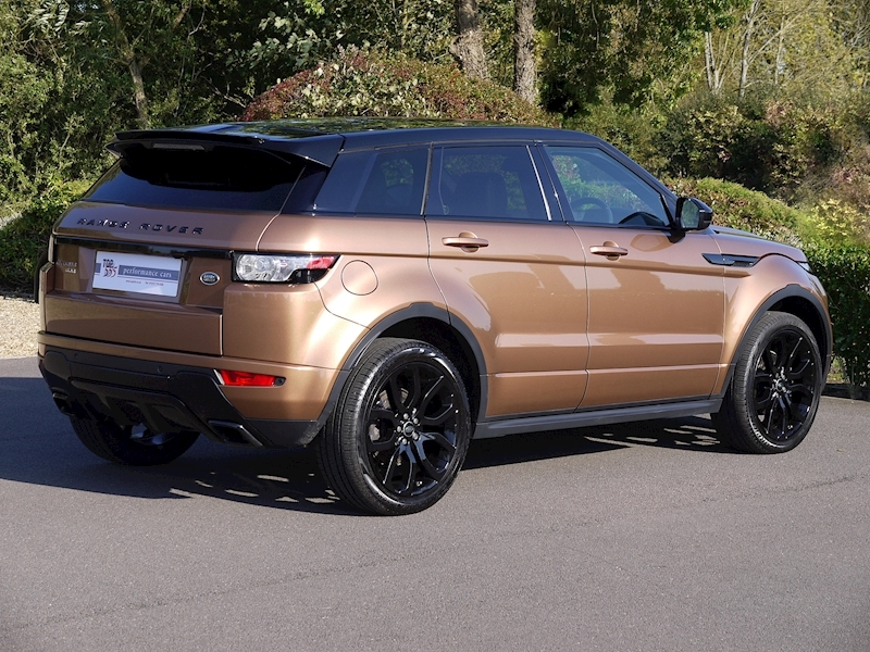 Land Rover Range Rover Evoque 2.2 SD4 Dynamic Auto - Large 11