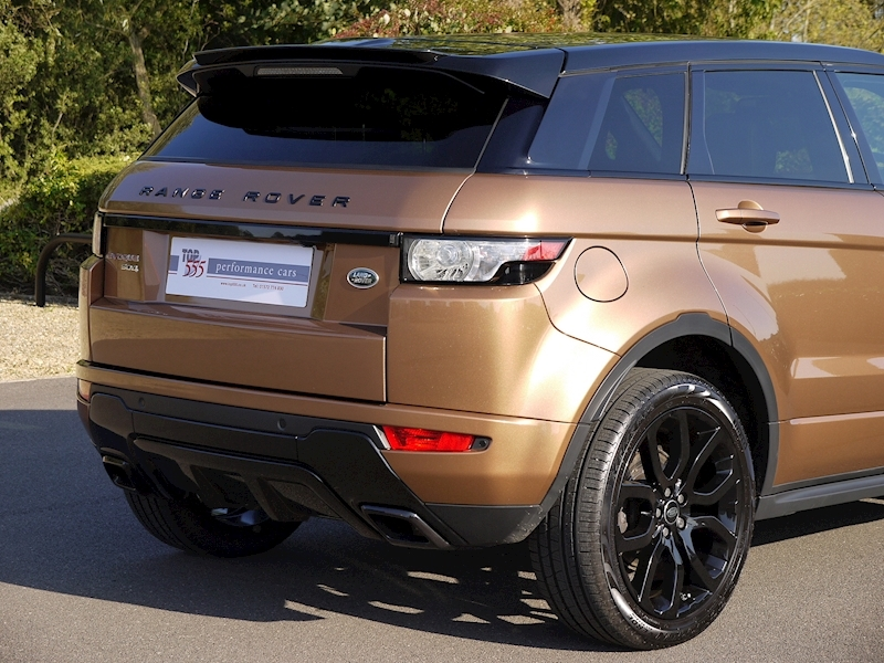 Land Rover Range Rover Evoque 2.2 SD4 Dynamic Auto - Large 12