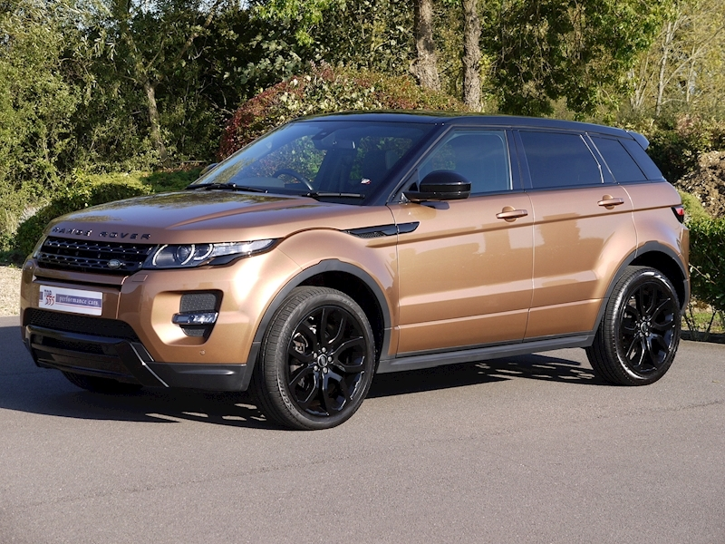 Land Rover Range Rover Evoque 2.2 SD4 Dynamic Auto - Large 19