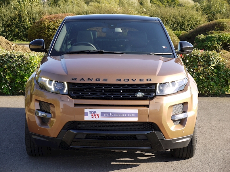 Land Rover Range Rover Evoque 2.2 SD4 Dynamic Auto - Large 20