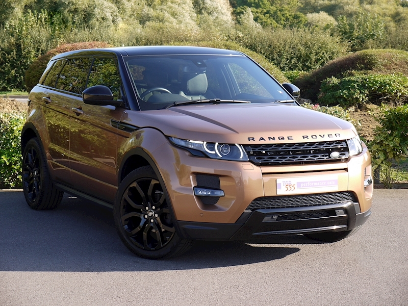 Land Rover Range Rover Evoque 2.2 SD4 Dynamic Auto - Large 22