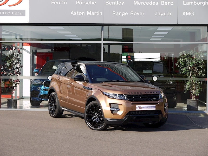 Land Rover Range Rover Evoque 2.2 SD4 Dynamic Auto - Large 30