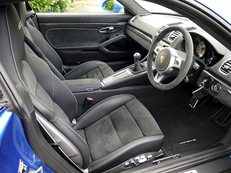 Porsche Cayman GTS 3.4 Manual - Large 1