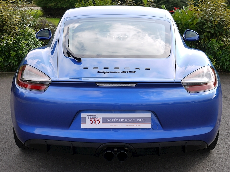 Porsche Cayman GTS 3.4 Manual - Large 11