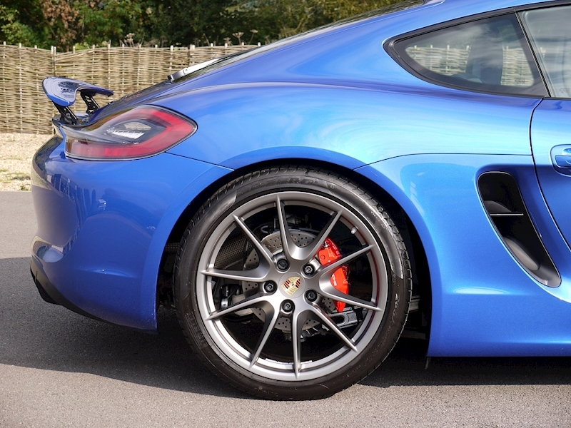 Porsche Cayman GTS 3.4 Manual - Large 13
