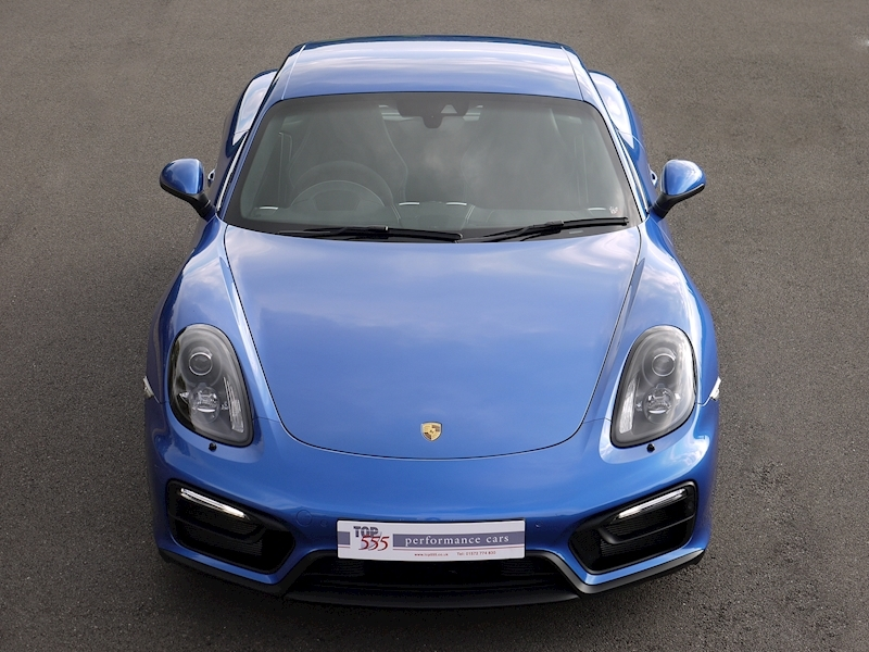Porsche Cayman GTS 3.4 Manual - Large 16