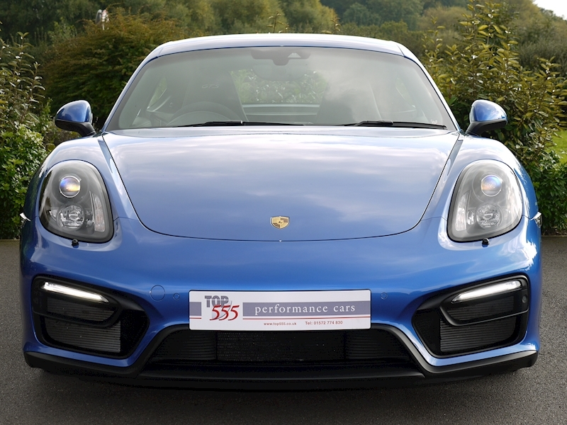 Porsche Cayman GTS 3.4 Manual - Large 18