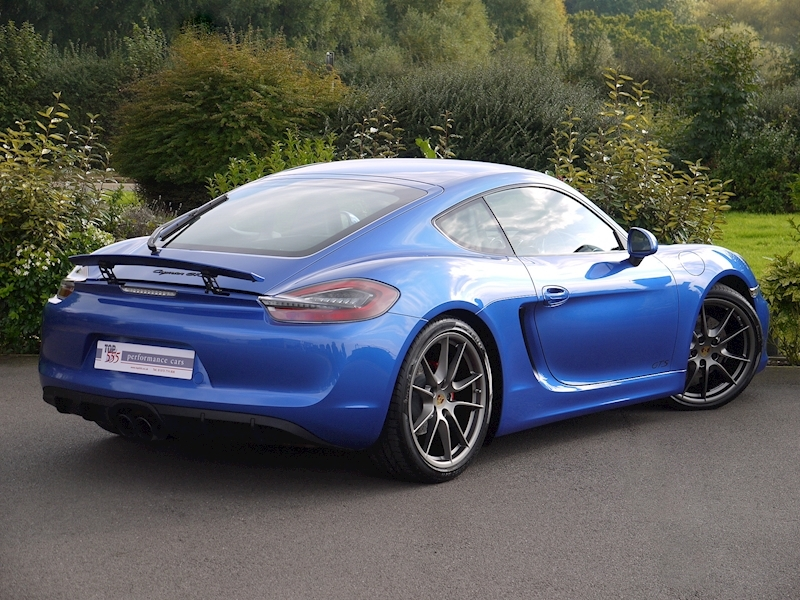Porsche Cayman GTS 3.4 Manual - Large 19