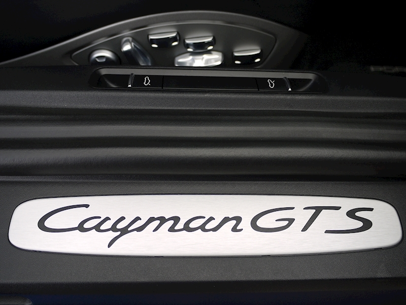Porsche Cayman GTS 3.4 Manual - Large 20