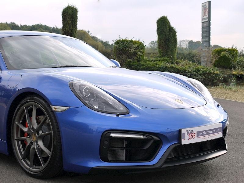 Porsche Cayman GTS 3.4 Manual - Large 24