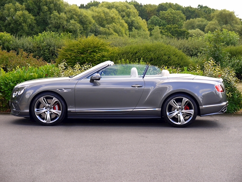 Bentley Continental GT Speed Convertible - Large 6