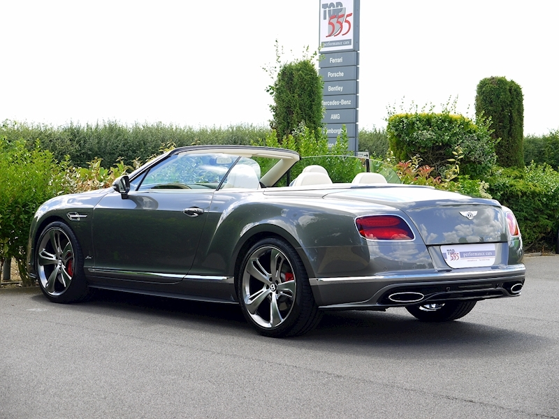 Bentley Continental GT Speed Convertible - Large 8