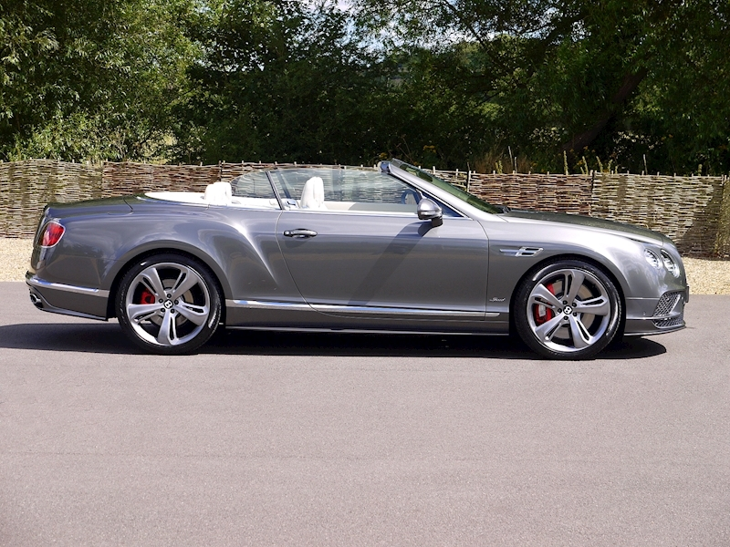Bentley Continental GT Speed Convertible - Large 11