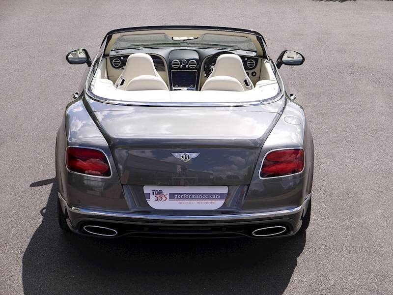 Bentley Continental GT Speed Convertible - Large 14