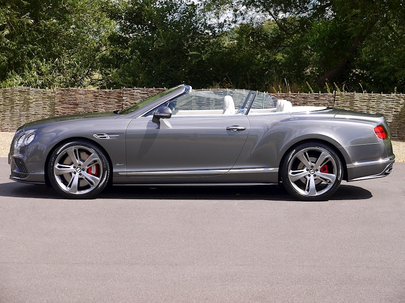 Bentley Continental GT Speed Convertible - Large 15