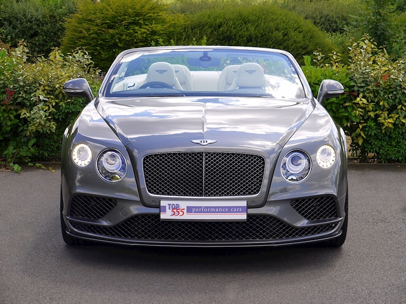 Bentley Continental GT Speed Convertible - Large 19