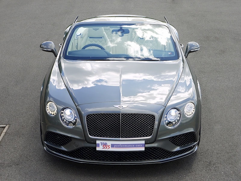 Bentley Continental GT Speed Convertible - Large 20